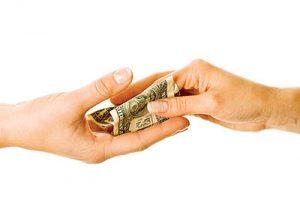 قرض گرفتن از دیگران