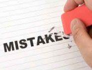 اشتباهات متداول در تبلیغات