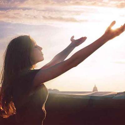 خدامیداند وزن دعای پاك و خالص چقدر است