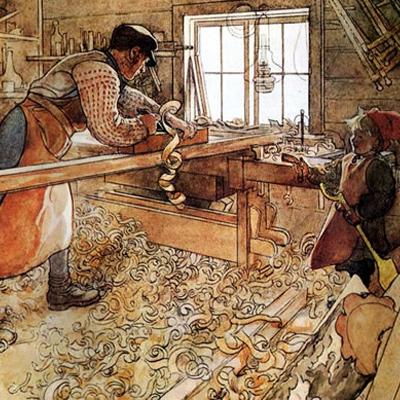 حکایت چوب بر