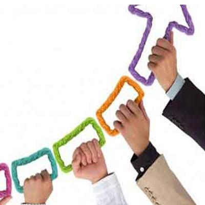 افزایش فروش بانشستن بر شانه غول ها
