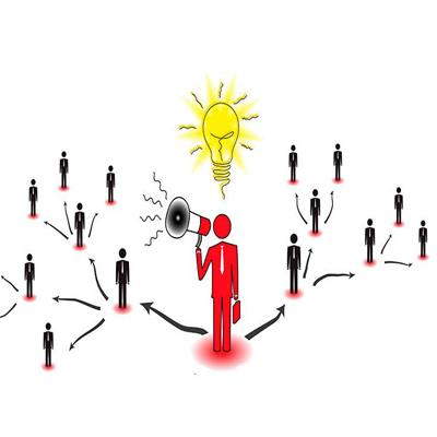 پیگیری در بازاریابی شبکه ای
