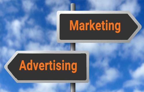 تفاوت بازاریابی و تبلیغات چیست