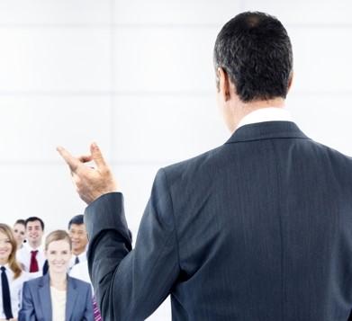 استراتزی زبان بدن در سخنرانی