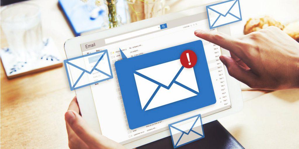 بازاریابی ایمیلی برای کسب و کار