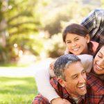 خانواده شاد واقعی چه شکلیه