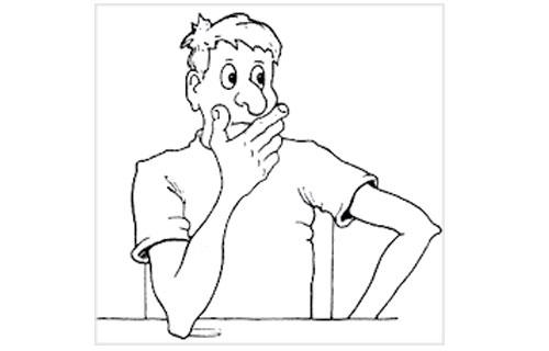 ۱۱اشتباه زبان بدن در استخدام1