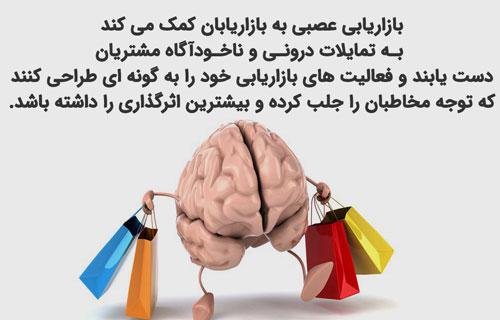 کاربرد بازاریابی عصبی