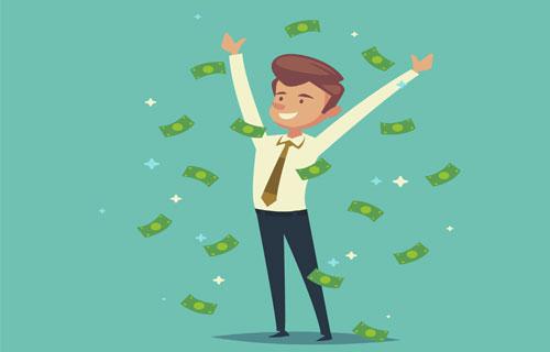 رویای ثروتمند شدن با بازاریابی شبکه ای